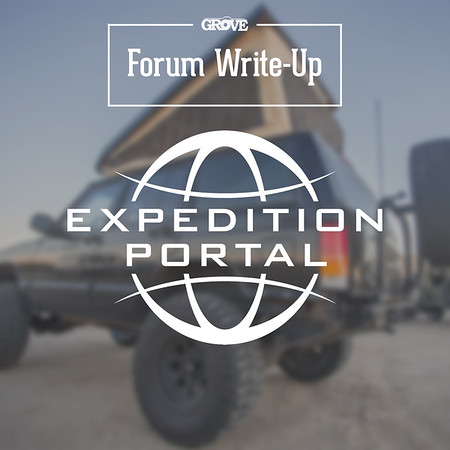Expedition Portal: Forum Write-Up