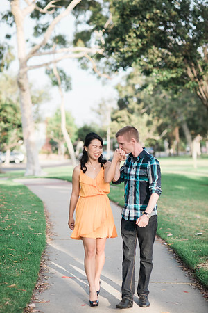 Seal Beach Engagements