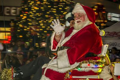Christmas Parade 2013 Ybor City