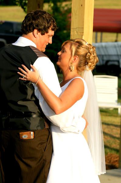 Autumn & Matt Milburn Wedding (Gibson, GA) -  - photography by Shelia and Gina