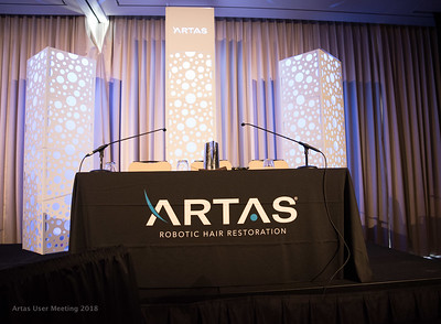 Artas User Meeting -  Friday  March 9, 2018