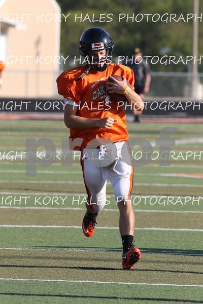 Oak Grove Orange and Black Game 8-10-12 Camera 1 of 2