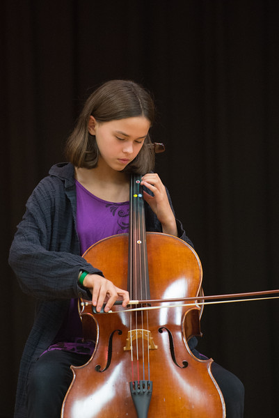 cello recital