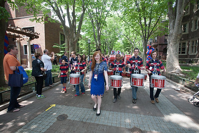 Alumni Weekend 2015 Parade and Picnic