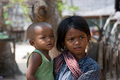 Cambodian Village Life