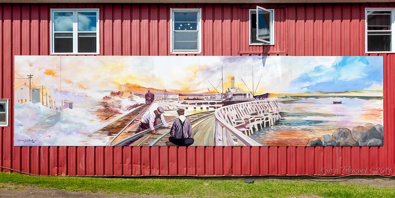 Murals of Botwood