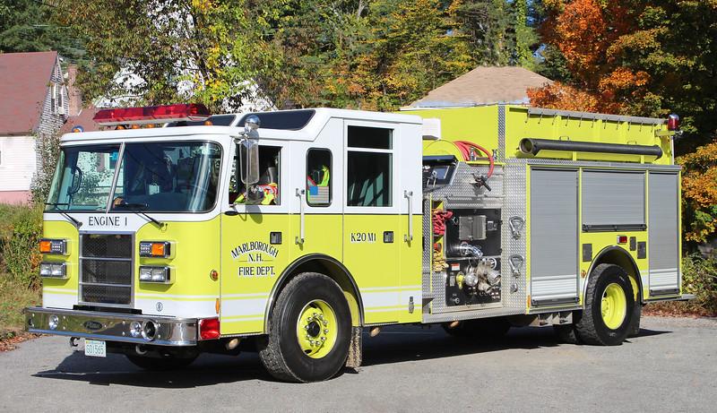 Engine 1 2000 Pierce Dash 1250 / 1500
