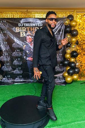 Dj Talented's  All Black Virgo Affair 2021