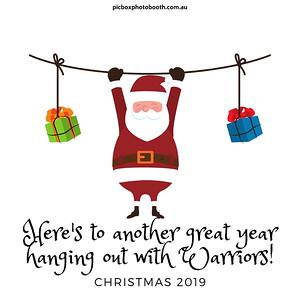 Warrior Christmas 2019