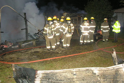 09-16-11 Jackson Twp FD Barn Fire