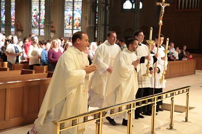 Altar Server's Mass 2013