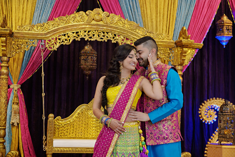 Minal and Mayur Wedding - Day 2