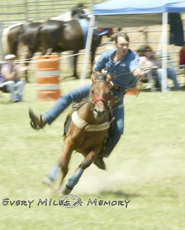 Rock Bottom Chuck Wagon Races - Arkansas