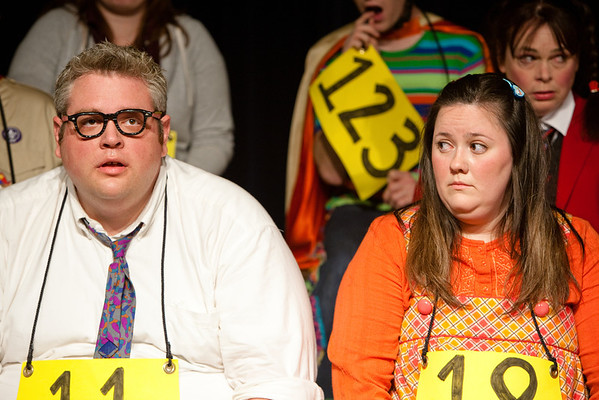 Putnam County Spelling Bee Broadway Experience