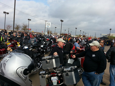 2012 12/1 Toys For Tots Run