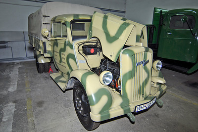Axis Military Vehicles