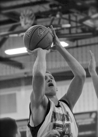 Lampeter-Strasburg Boy's JV/V Basketball v. MC 1.6.14