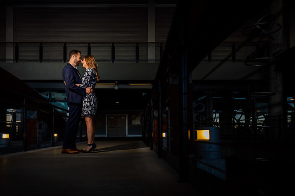 NNK - Amanda and Harry - Engagement - Hoboken Train Station (10 of 77)