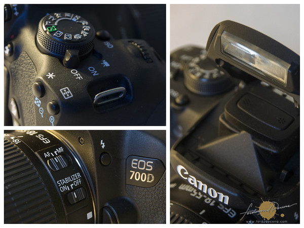 Canon 700D-Field Test
