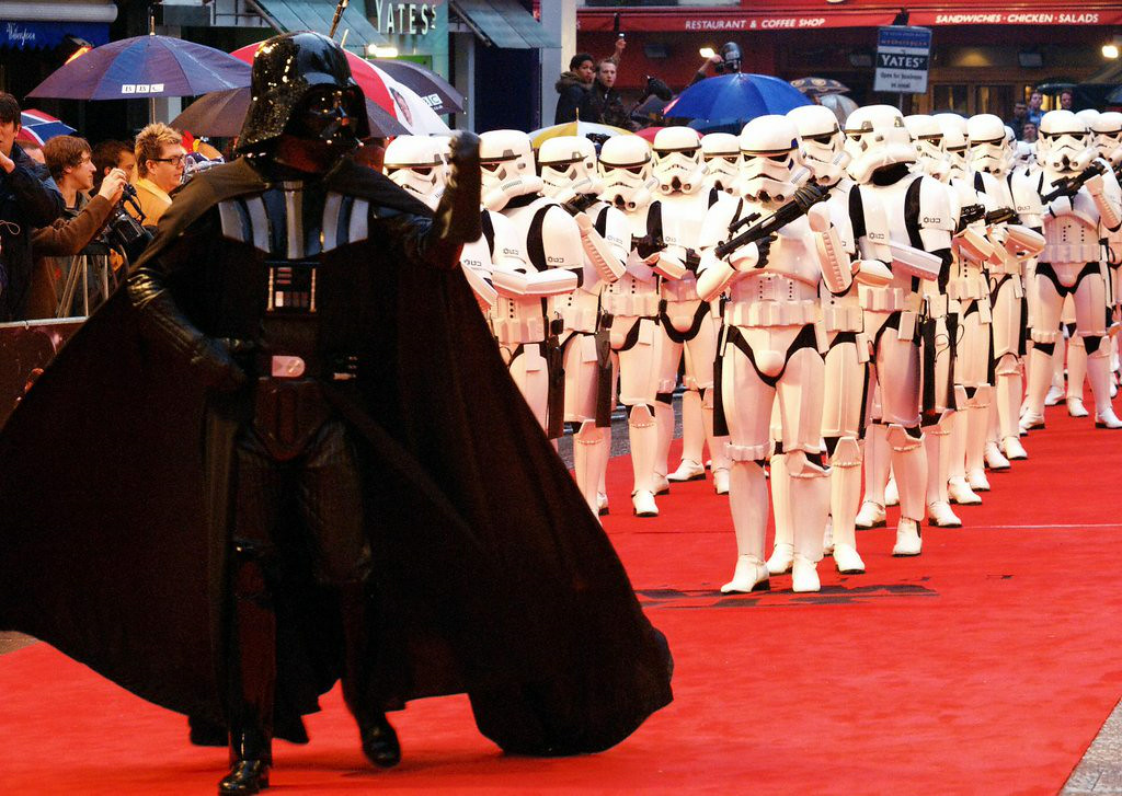 ". 10. (tie) DARTH VADER <p>More popular than all 2016 presidential hopefuls, but he�s going to stick to his day job: president of Russia. (previous ranking: unranked) </p><p><b><a href=""http://www.washingtonpost.com/blogs/wonkblog/wp/2014/07/23/darth-vader-is-polling-higher-than-all-potential-2016-presidential-candidates/\"" target=\""_blank\""> LINK</a></b> </p><p>     (Max Nash/AFP/Getty Images)</p>"