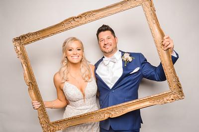 Alix & Michael's Wedding Photo Station