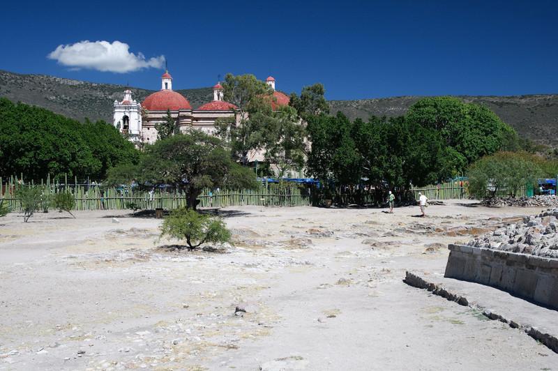 Mitla Catholic Church