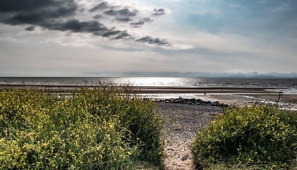 Cumbria Coast and Buddha