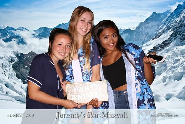 08.11 Jeremy's Bar Mitzvah