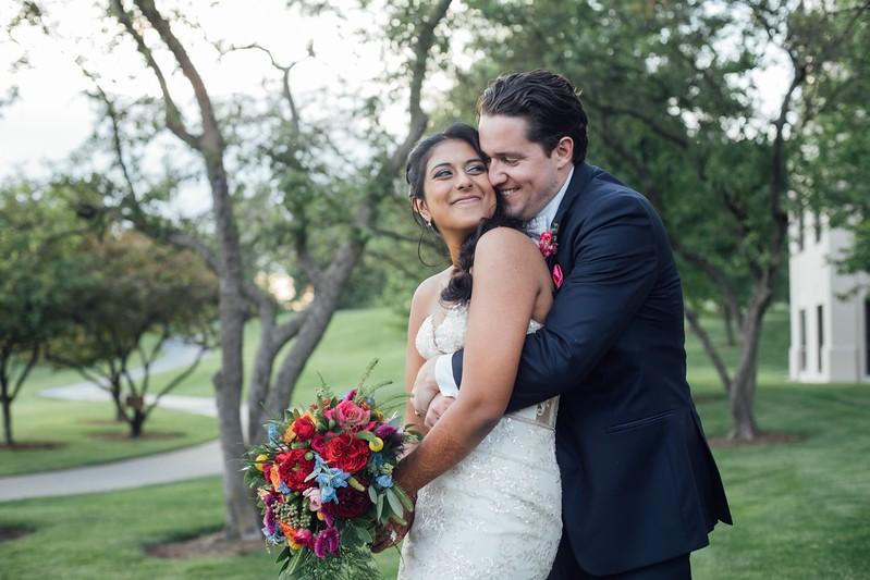 LeCapeWeddings Chicago Photographer - Renu and Ryan - Hilton Oakbrook Hills Indian Wedding -  936.jpg