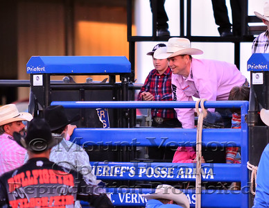 2017 Franklin County Sheriff's Posse Bull and Bronc Event