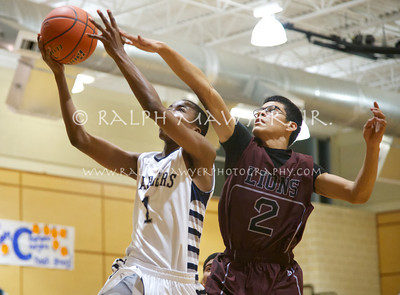 Basketball - Boerne-Champion vs Lockhart (2013)