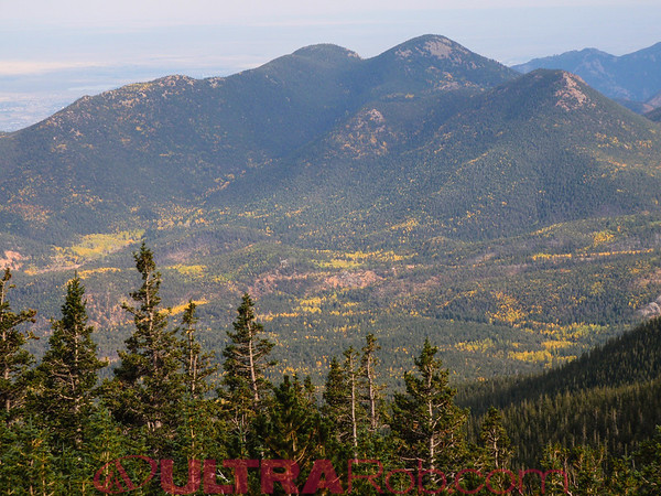 Pikes Peak Highway/Barr Trail