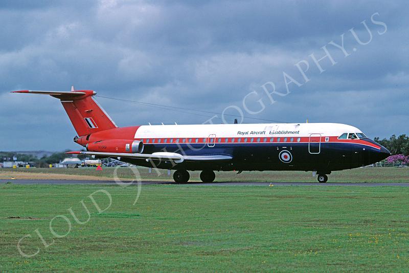 BAC One Eleven 00003 BAC One Eleven British RAF XX919 Royal Aircraft Establishment 3 June 1988 by John Coupland .jpg