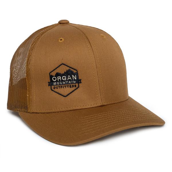 Organ Mountain Outfitters - Outdoor Apparel - Hat - Retro Trucker Cap - Camel.jpg