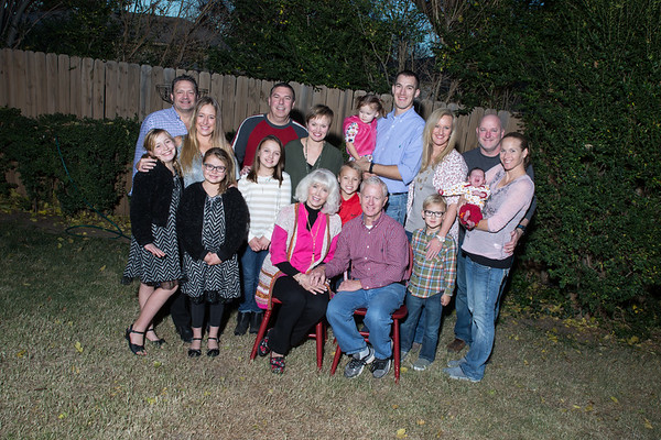 2017 Stevens Thanksgiving
