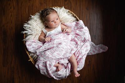 Cora Elizabeth's Newborn Session
