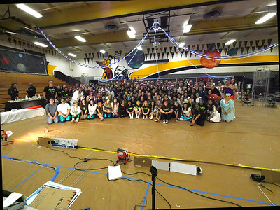 171004 GHS CLASS OF 2018 HOMECOMING SKIT