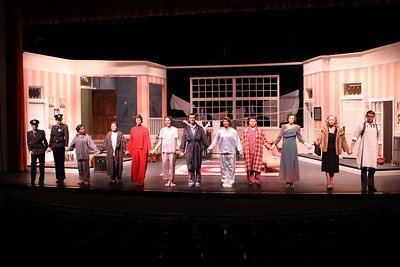 """HS Theatre - 5/4/2011 """"Out of The Frying Pan"""" (Dress Rehearsal)"""