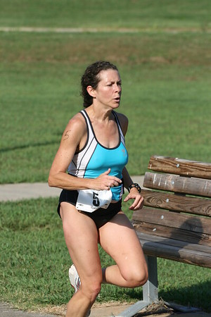 2008 Springbrook Sprint Triathlon - Run