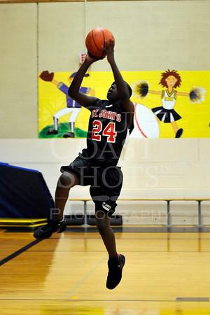 2008-11-21 Basketball Boys 7A SJS v AOS