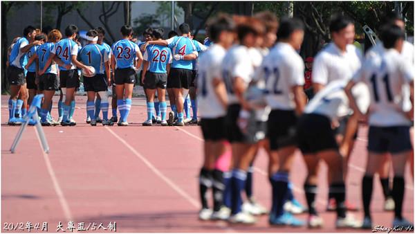 2012大專盃15s-甲組-長榮大學vs輔仁大學(CJU vs FJU)