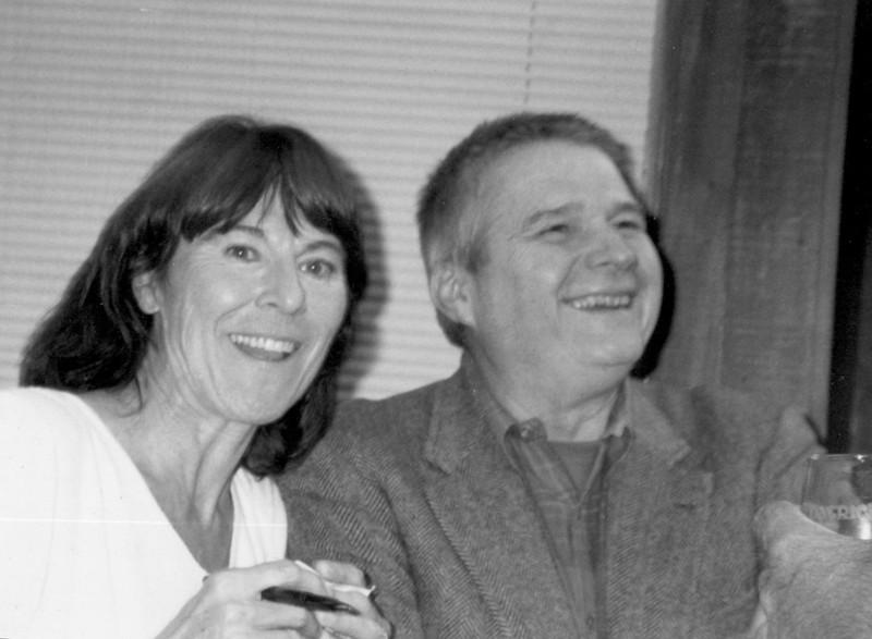 Joanne Meschery, Gill Dennis.