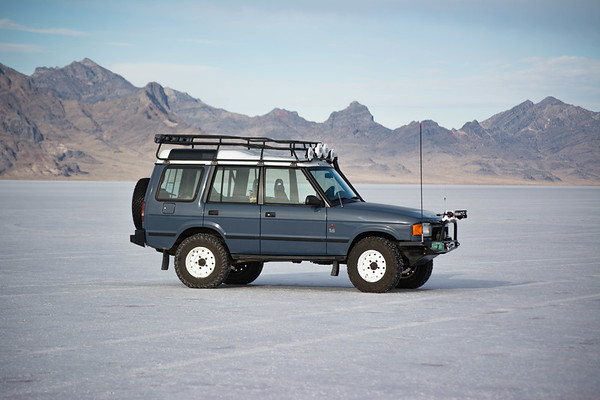 The Never Ending Project - 1995 Land Rover Discovery 300TDI
