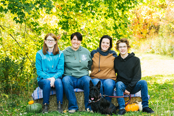 Fall Family Mini Sessions-The Stevens-Kellys