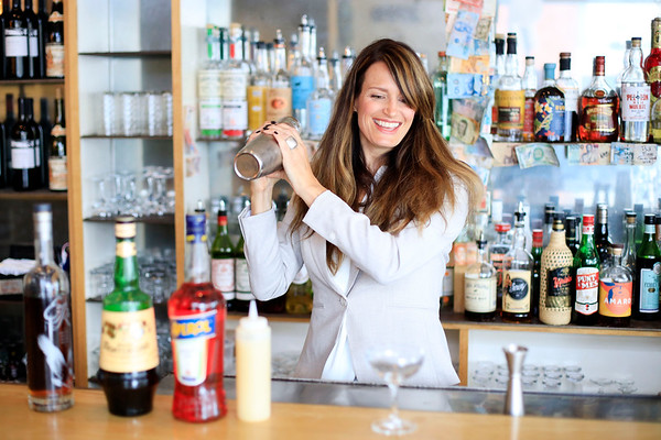 Bartender Lauren Ferin at Methuselah Bar and Lounge-091119
