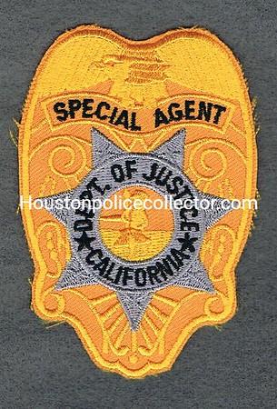 California Dept of Justice