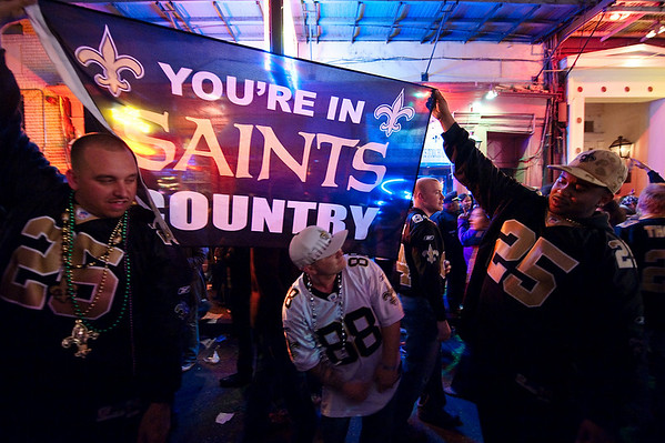 You're In Saints Country