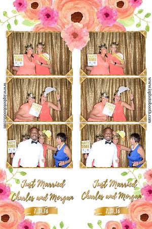 Charles & Morgan Wedding July 16,2016