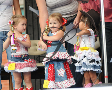Coal Fest. Toddler Contest 2013