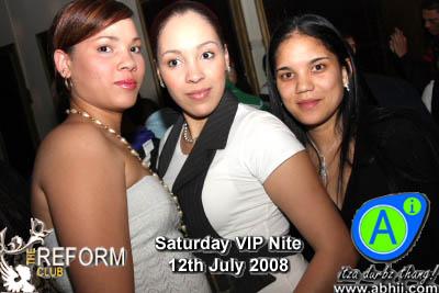 Reform - 12th July 2008